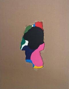 Untitled II, Contemporary Art, Abstract Painting, 21st Century
