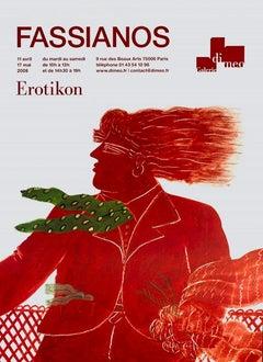 Fassianos, Erotikon - Exhibition Galerie Di Meo - 2008