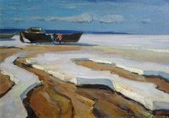 Spring. 1965. Oil on canvas, 50x70 cm