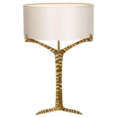 Alentejo Table Lamp, Cast Brass, InsidherLand by Joana Santos Barbosa