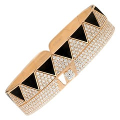 Alessa London Unity Stack 18 Karat Rose Gold Unity Stacks Collection