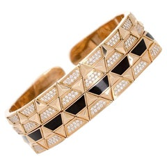 Alessa New York Stack 18 Karat Rose Gold Unity Stacks Collection