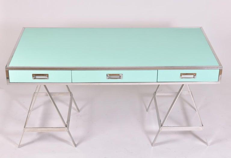 Alessandro Albrizzi Desk, circa 1970 In Good Condition For Sale In London, GB