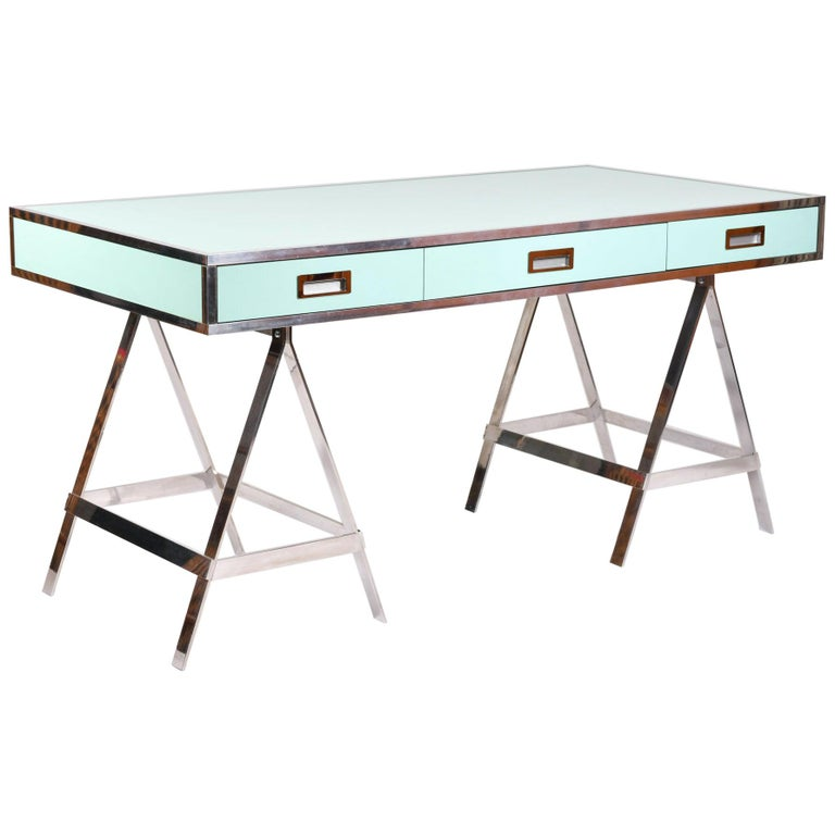Alessandro Albrizzi Desk, circa 1970 For Sale