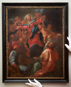 Alessandro Gherardini (studio) - Ascension of the Virgi, Free Shipping