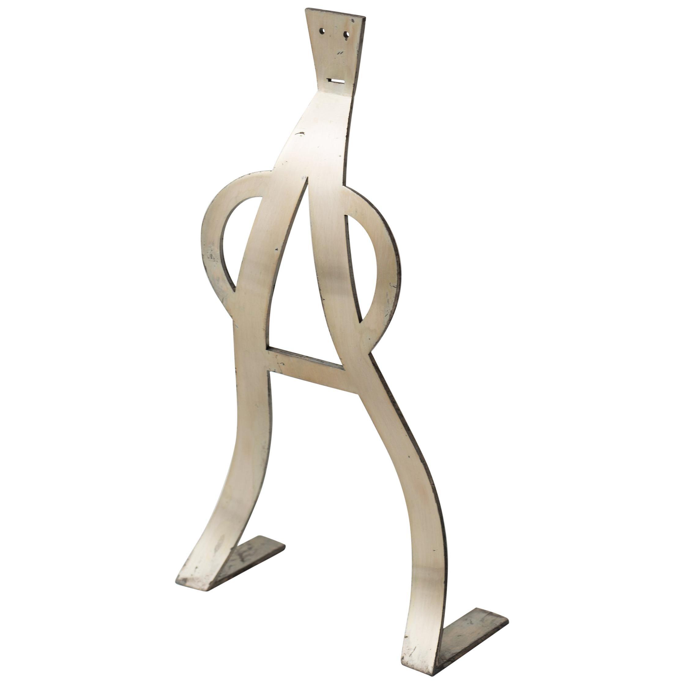 Alessandro Guerriero Lari Sculpture Autoritratto Tam Tam Limited Edition
