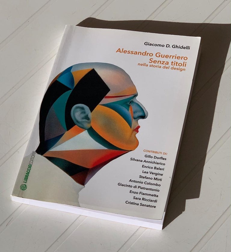 Alessandro Guerriero Painting for Alchimia For Sale 1