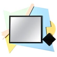 Kandissa Mirror by Alessandro Mendini for Gruppo Alchimia, Italy