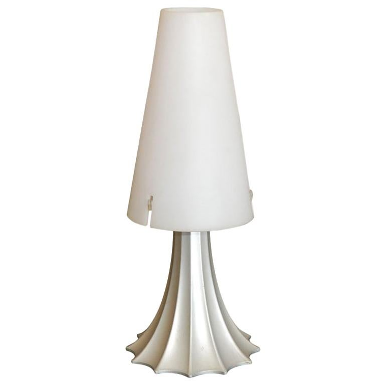 Alessandro Mendini Mimi Plastic Table Lamp Signed For Sale