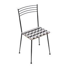 Alessandro Mendini Prototype Ollo Chair Alchimea, 1988