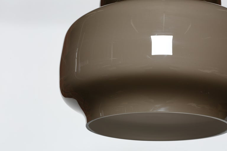 Alessandro Pianon for Vistosi Ceiling Pendant, Attributed For Sale 1