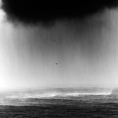 Mare #345 Seascape Black and White Photography