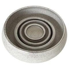Alessio Tasca Ceramic Nesting Centerpiece Bowls