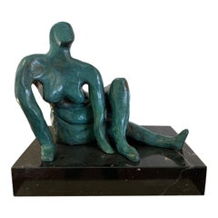 Turquoise Woman