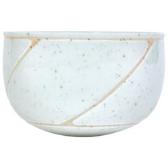 Alev Ebüzziya Siesbye Ceramic Bowl from Royal Copenhagen, 1977