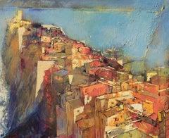 Moment of  life in Vernazza (Cinque Terre) -