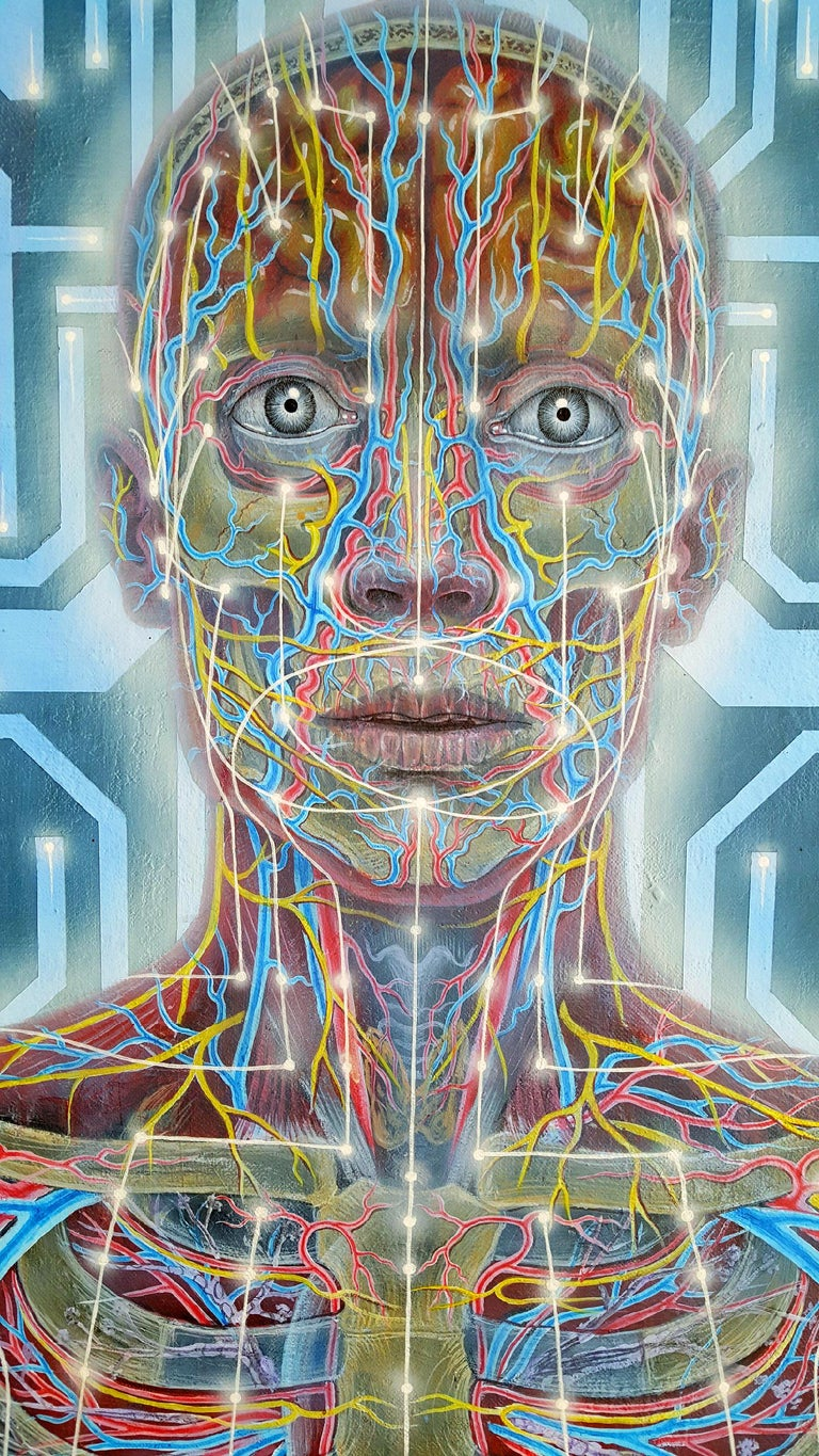Networks - Psychedelic Man 5