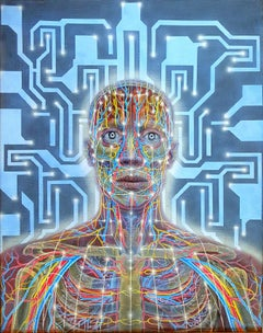 Networks - spiritual/energetic Psychedelic Man