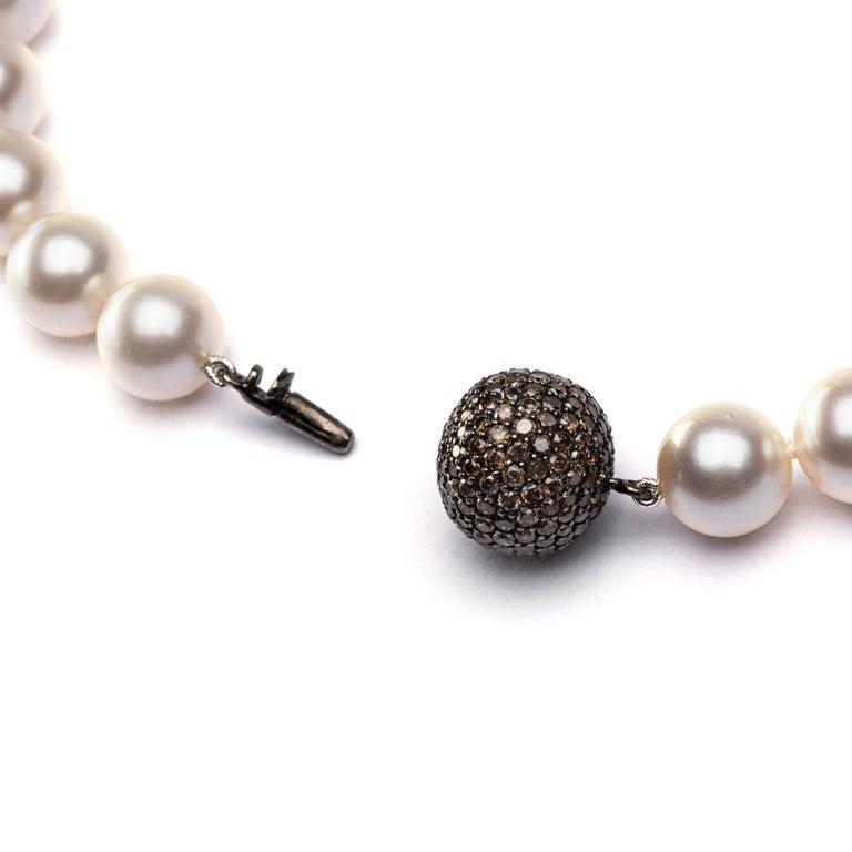 Women's Alex Jona South Sea Pearl Necklace For Sale