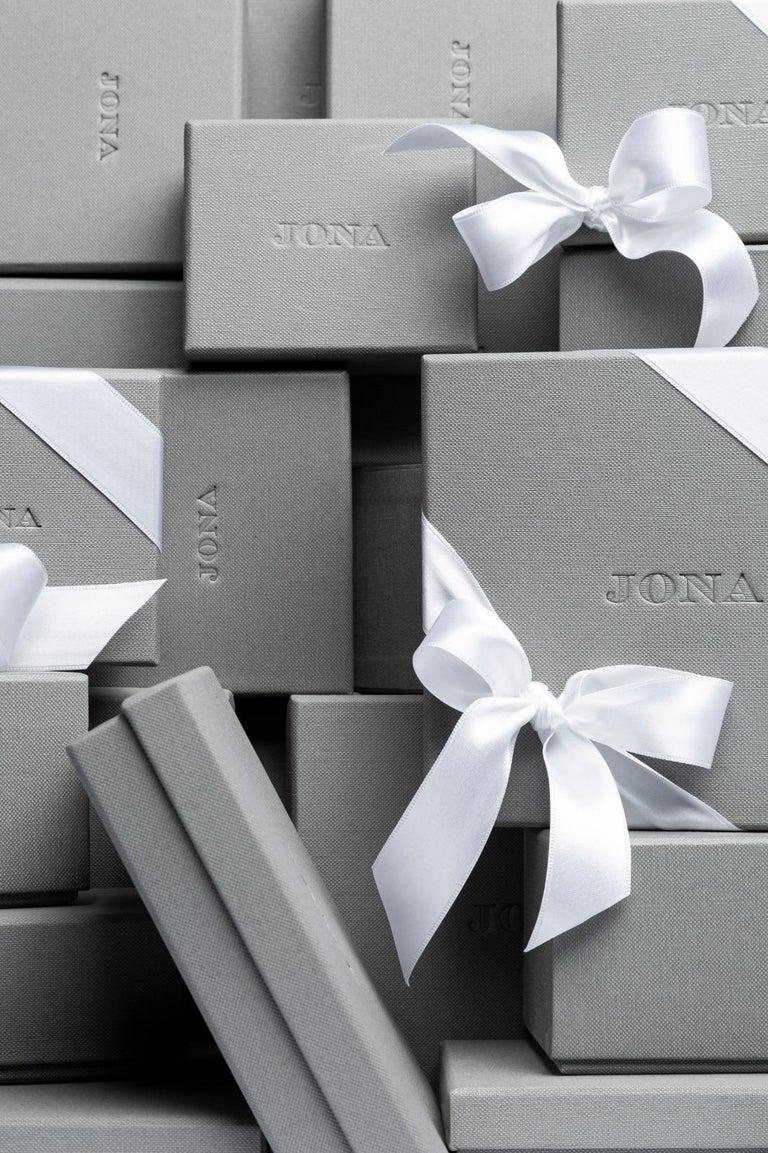 Alex Jona Turquoise Quartz 18 Karat Yellow Gold Ring For Sale 3