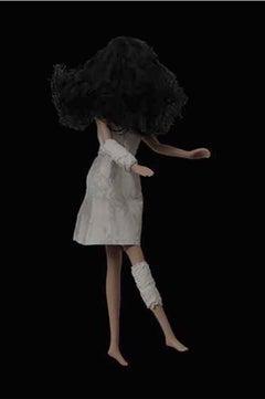 Brunette Barbies Series by Alex Khomski Digital Print on Canvas