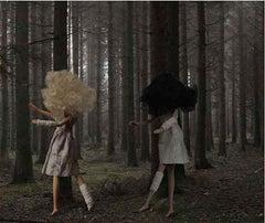 Lost Barbies Series by Alex Khomski Digital Print on Canvas