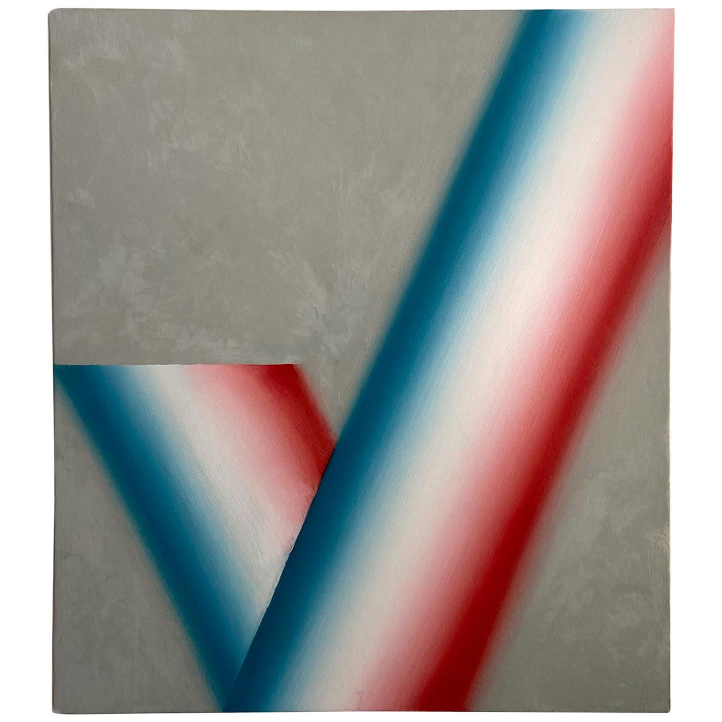 Modern Oil Painting on Canvas by Alex Kwartler Untitled, 2005