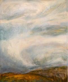 Alex McIntyre, Rush II, Original Landscape Painting, Mixed Media Art