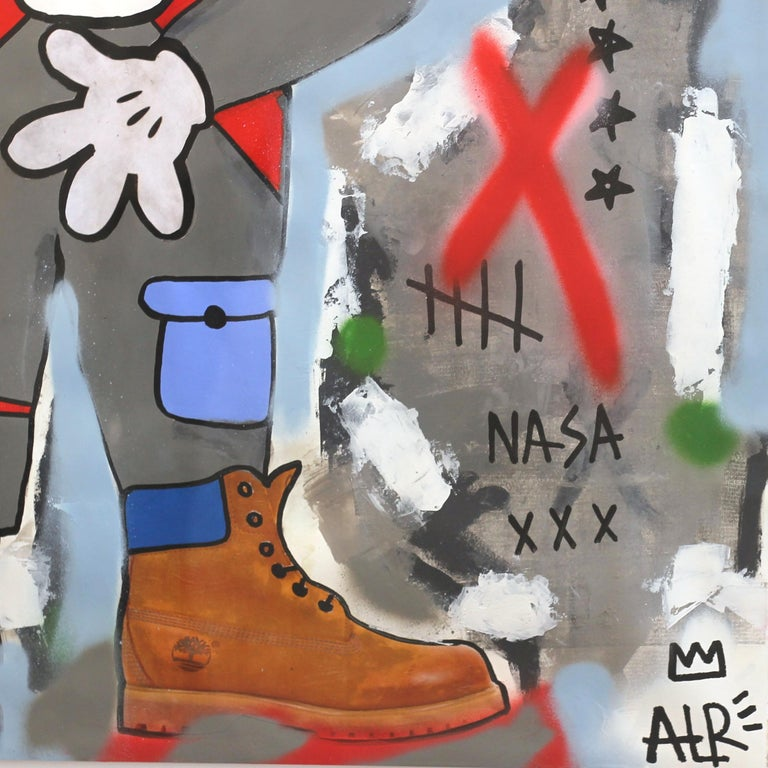 Space Man  4