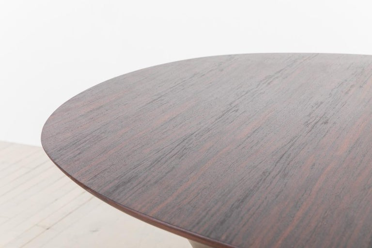 Contemporary Alex Roskin, Monumental Dining Table, USA For Sale