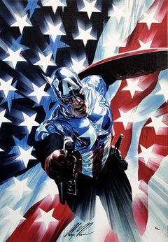 CAPTAIN AMERICA #34 (MARVEL AVENGERS)