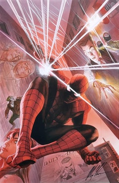 WITH GREAT POWER (MARVEL AVENGERS)