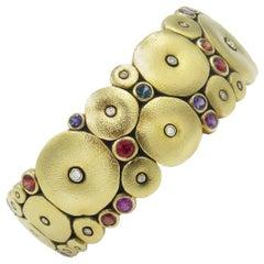 Alex Sepkus Custom Orchard Cuff Bracelet