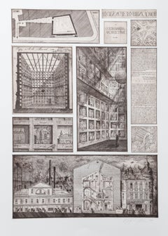 Columbarium Architecture from Brodsky and Utkin: Projects 1981 - 1990