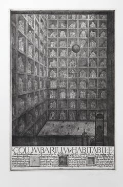 Columbarium Habitabile from Brodsky and Utkin: Projects 1981 - 1990