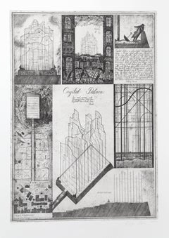 Crystal Palace from Brodsky and Utkin: Projects 1981 - 1990