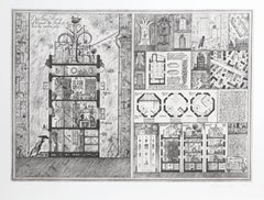 Dwelling House of Winnie the Pooh from Brodsky and Utkin: Projects 1981 - 1990