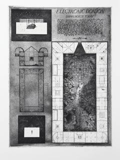 Electric Donjon from Brodsky and Utkin: Projects 1981 - 1990