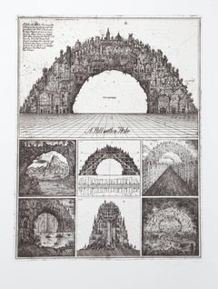 Hill with a Hole from Brodsky and Utkin: Projects 1981 - 1990