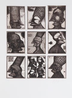 Unknown Person from Brodsky and Utkin: Projects 1981 - 1990