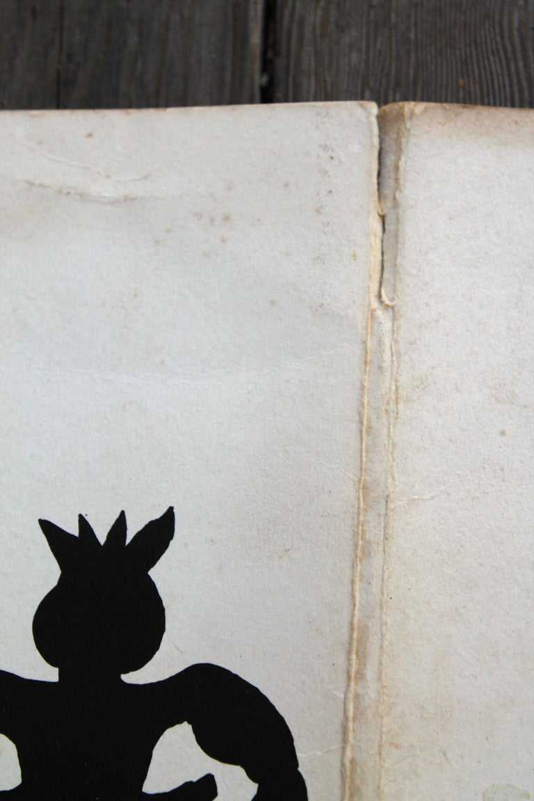 Alexander Calder 1975 Lithographs