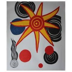 Alexander Calder Lithographie
