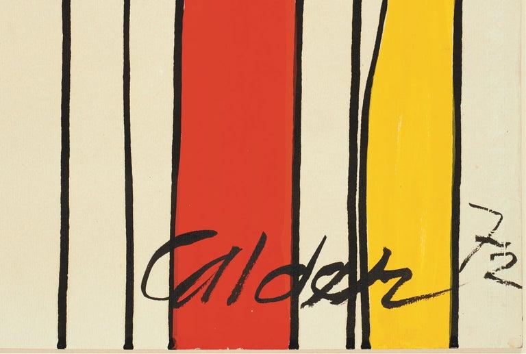 The Forest - Art by Alexander Calder