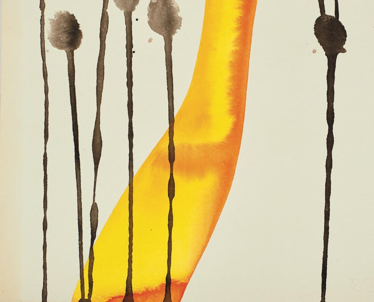 A painting by Alexander Calder.