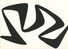 1960s Alexander Calder lithograph (Calder Derrière le Miroir)