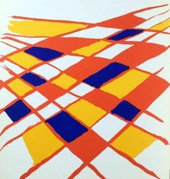 1970s Alexander Calder lithograph