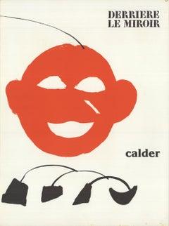 1976 Alexander Calder 'DLM No. 221' Surrealism Book