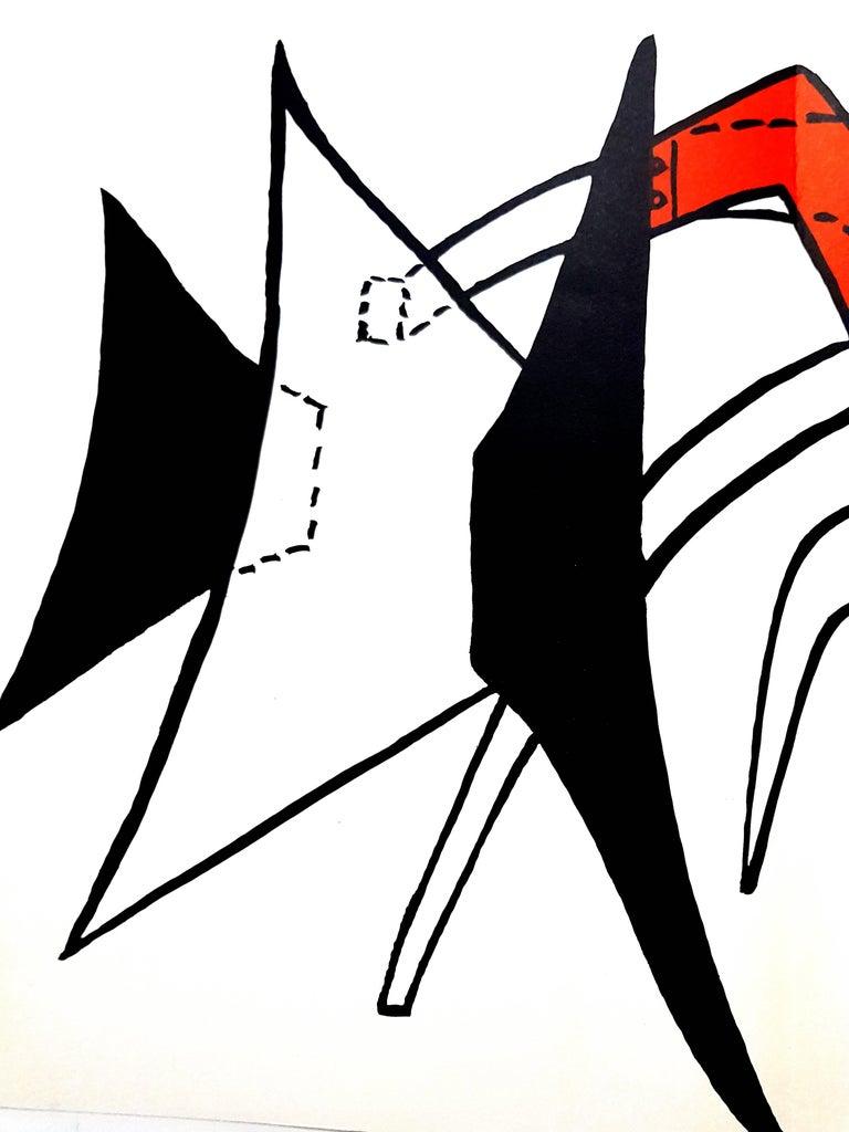 Alexander Calder - Original Lithograph - from