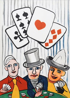Card Players (Derriere le Miroir # 212)