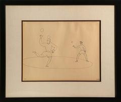 Circus, Lithograph by Alexander Calder